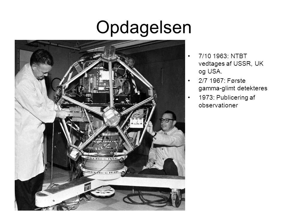 Opdagelsen 7/10 1963: NTBT vedtages af USSR, UK og USA.