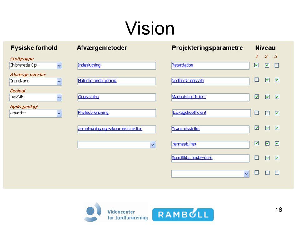 16 Vision