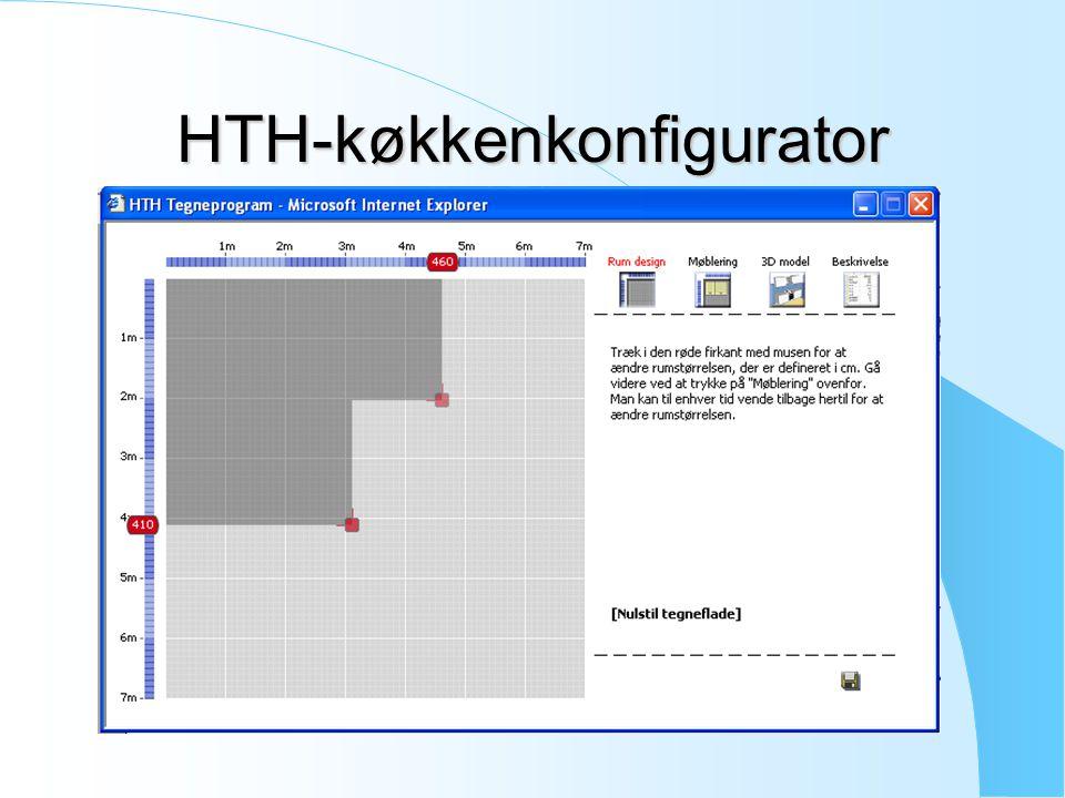 HTH-køkkenkonfigurator