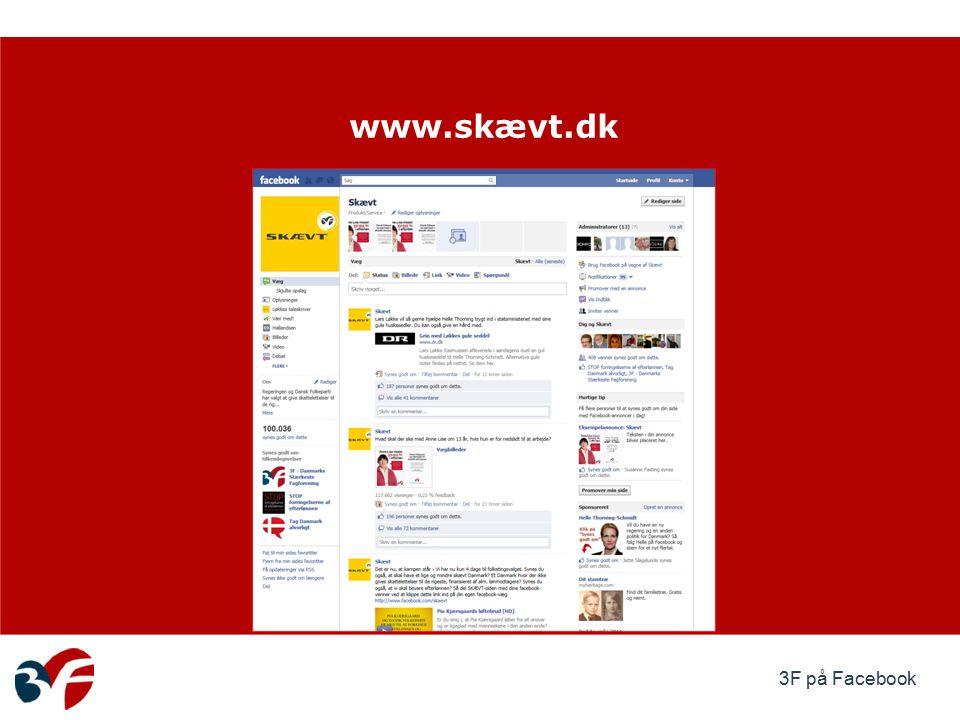 3F på Facebook www.skævt.dk
