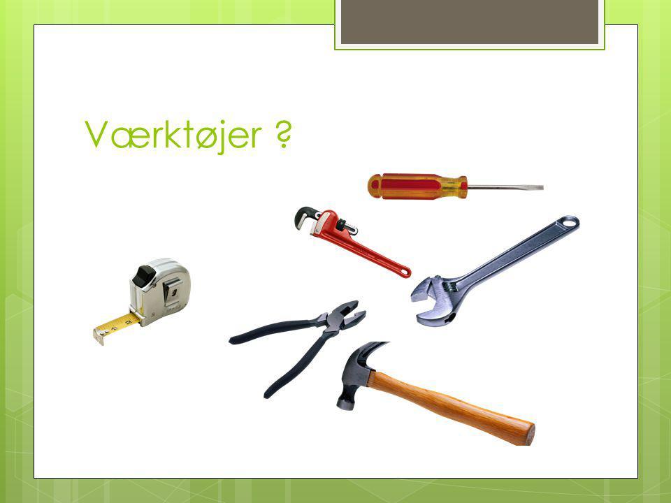 Værktøjer