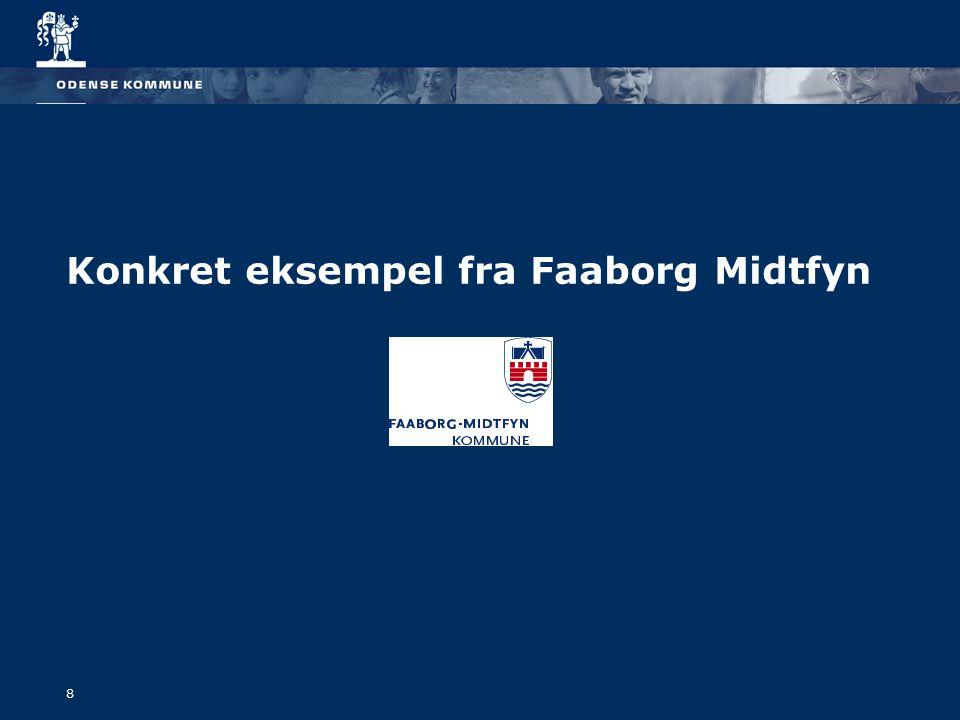8 Konkret eksempel fra Faaborg Midtfyn