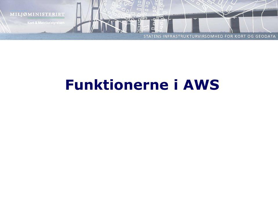 Funktionerne i AWS