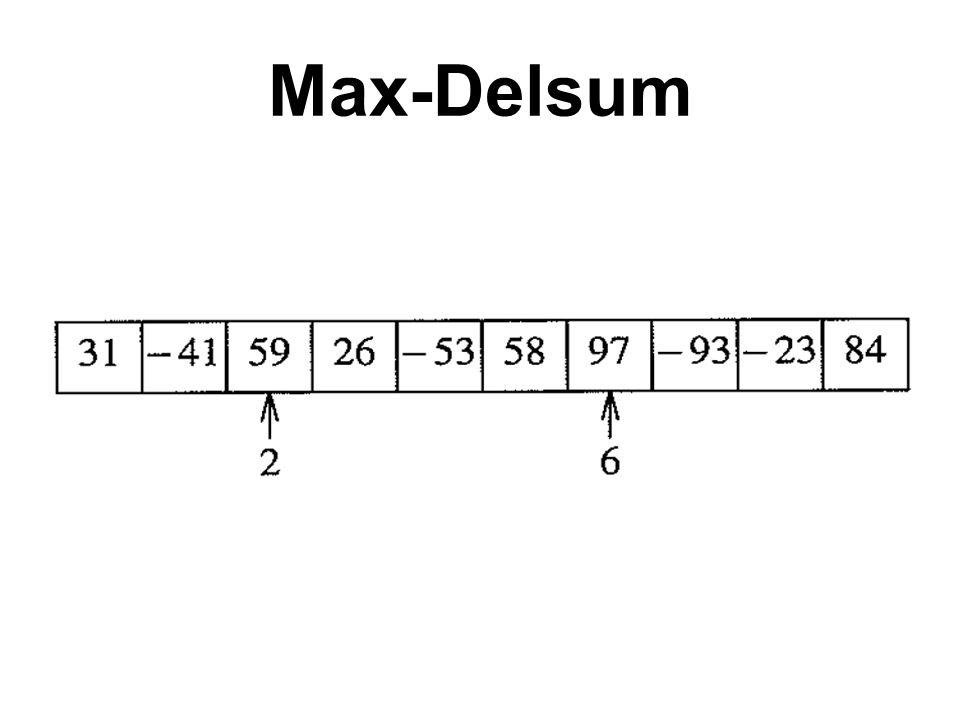 Max-Delsum