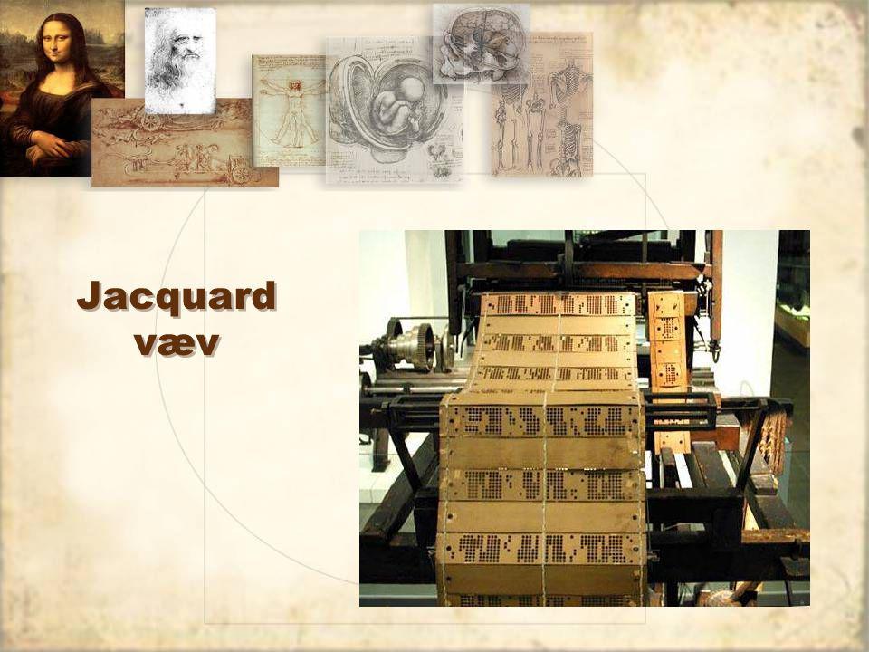 Jacquard væv