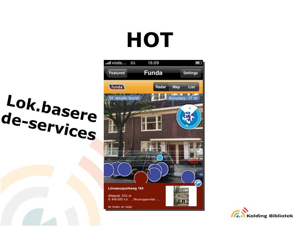 HOT Lok.basere de-services