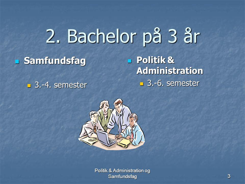 2 Hvad skal der ske 1. Velkomst 2. Bachelor på 3 år 3. Kandidat 4. Beskæftigelse 5. Studiemiljø