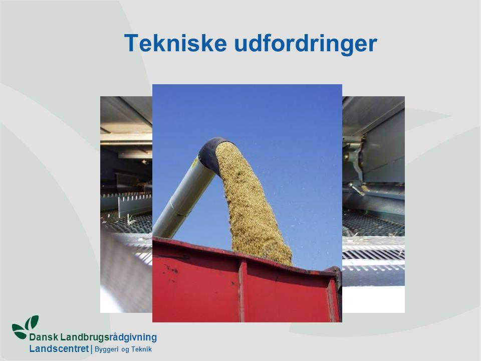 Dansk Landbrugsrådgivning Landscentret | Byggeri og Teknik Tekniske udfordringer