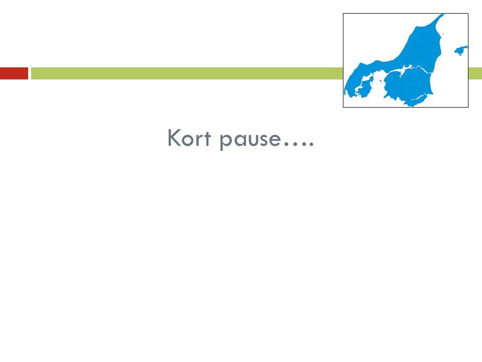 Kort pause….