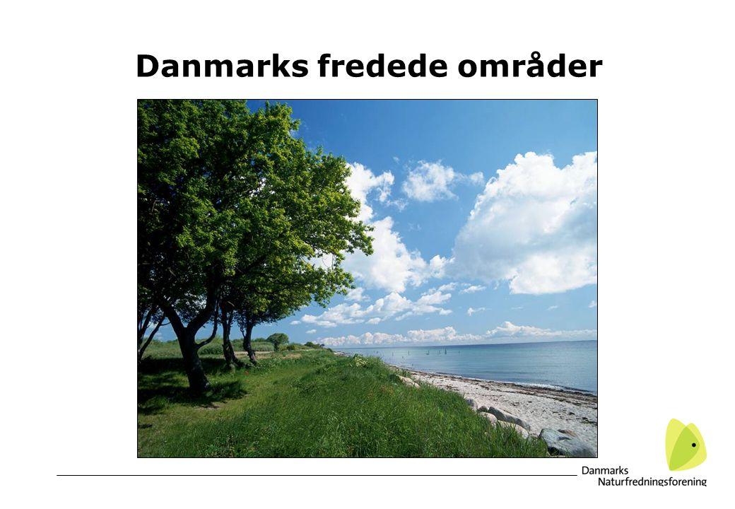 Danmarks fredede områder