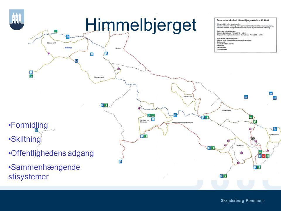 Skanderborg Kommune Himmelbjerget