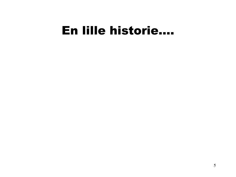 5 En lille historie….