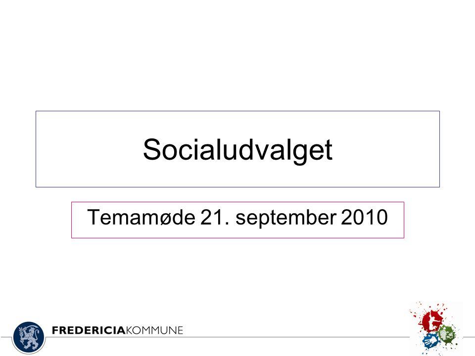 Socialudvalget Temamøde 21. september 2010