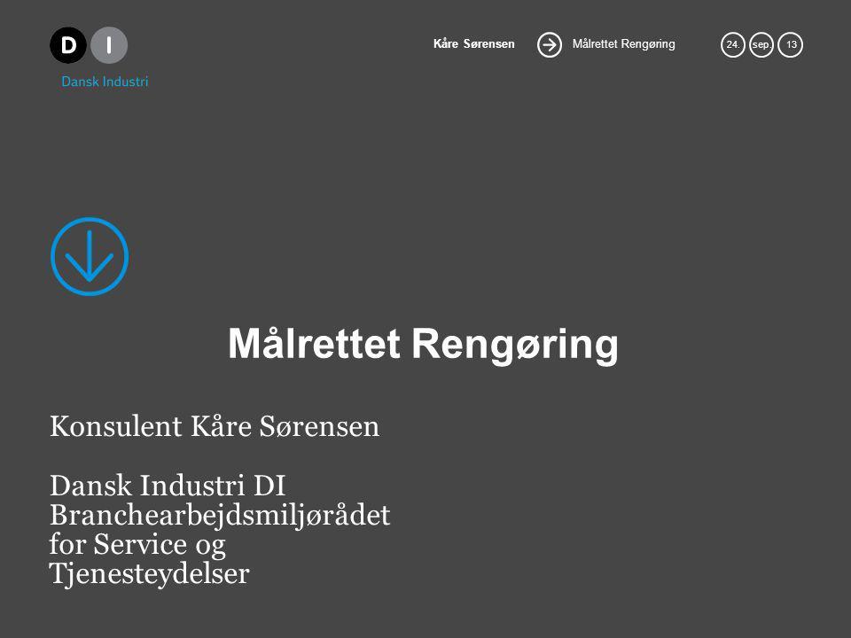 Målrettet Rengøring Kåre Sørensen 24.sep.