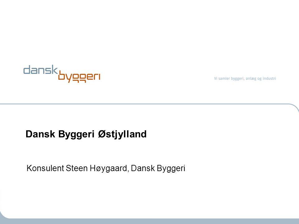 Dansk Byggeri Østjylland Konsulent Steen Høygaard, Dansk Byggeri