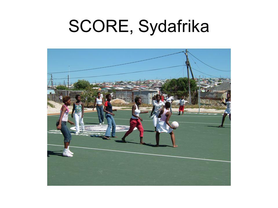 SCORE, Sydafrika