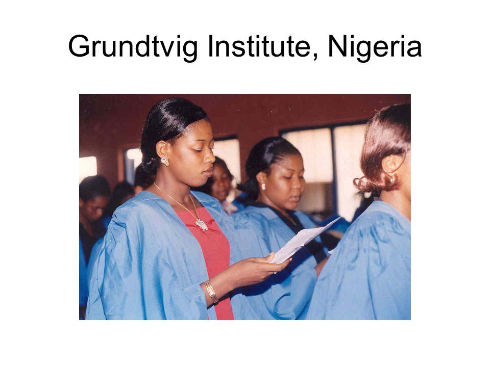 Grundtvig Institute, Nigeria