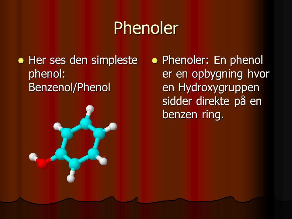 Phenoler og Ethere 2KEMI 2004