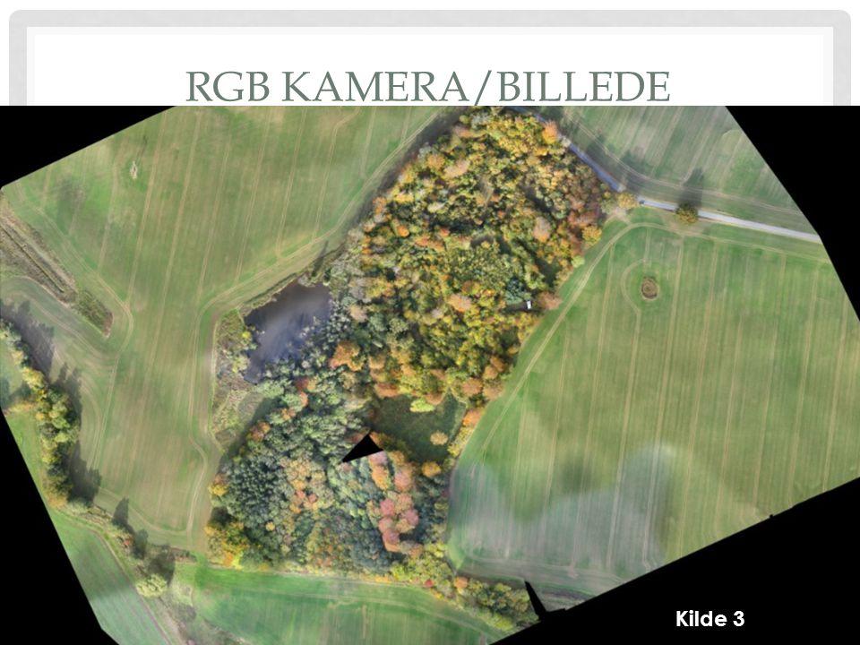 RGB KAMERA/BILLEDE Kilde 3
