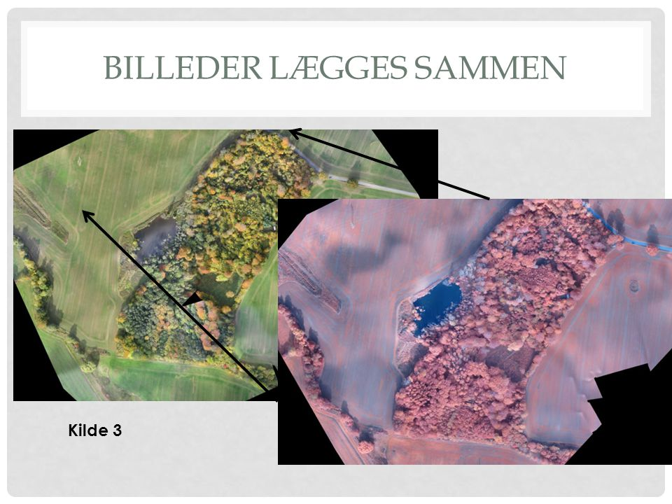 BILLEDER LÆGGES SAMMEN Kilde 3