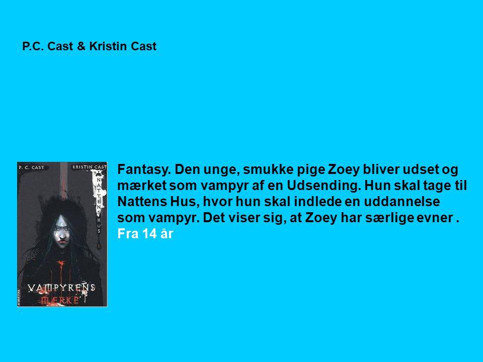 Fantasy. Den unge, smukke pige Zoey bliver udset og mærket som vampyr af en Udsending.