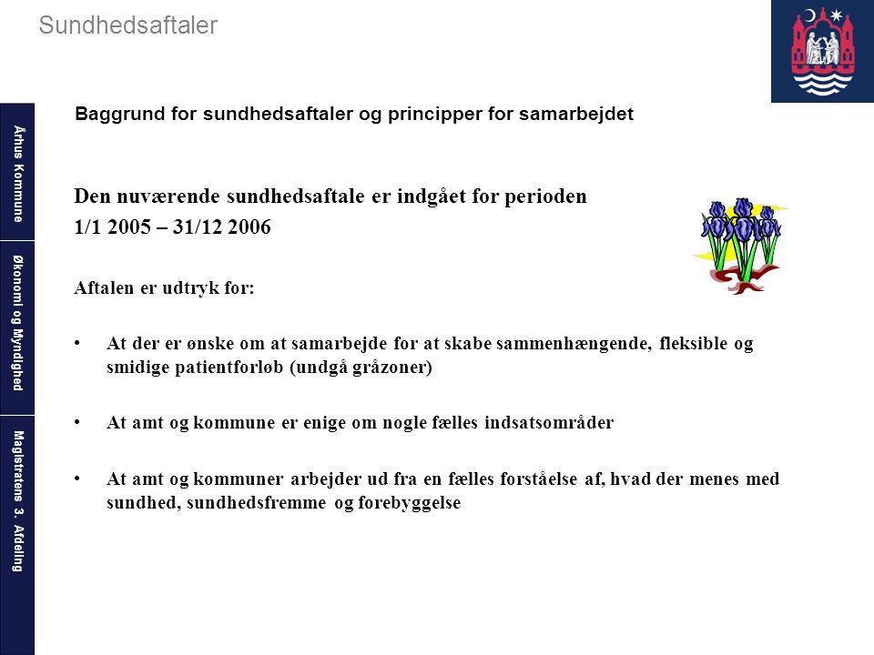 Århus Kommune Magistratens 3.