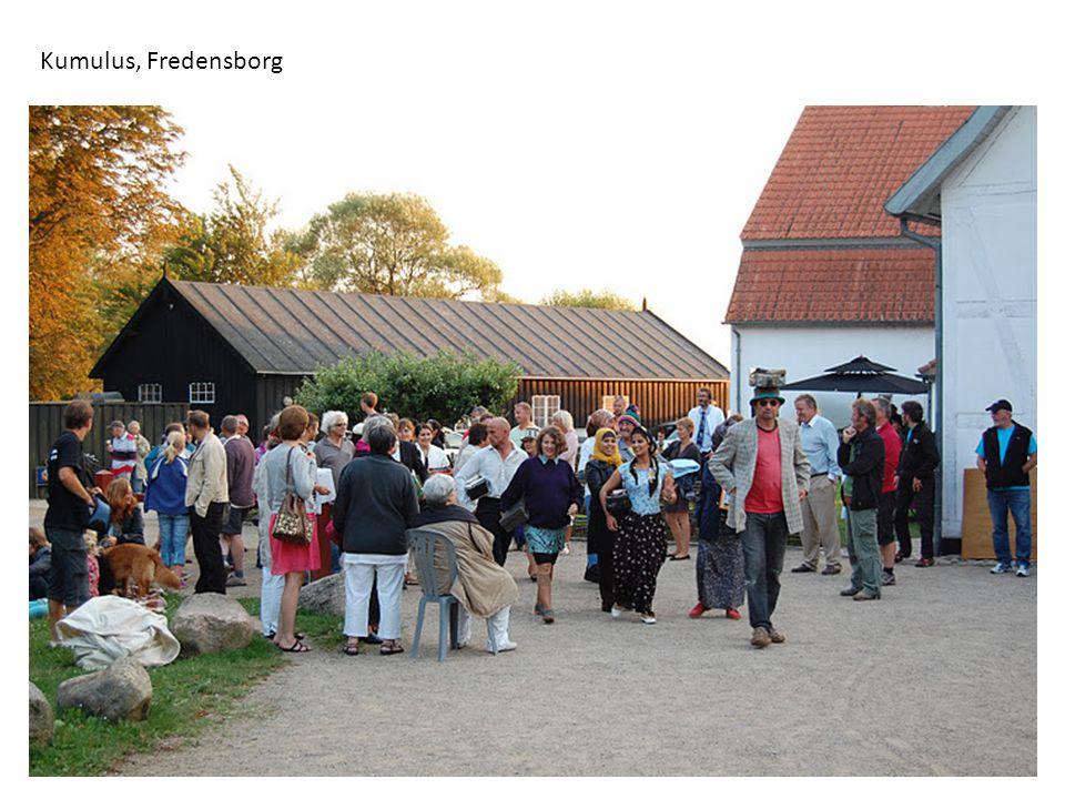 Kumulus, Fredensborg