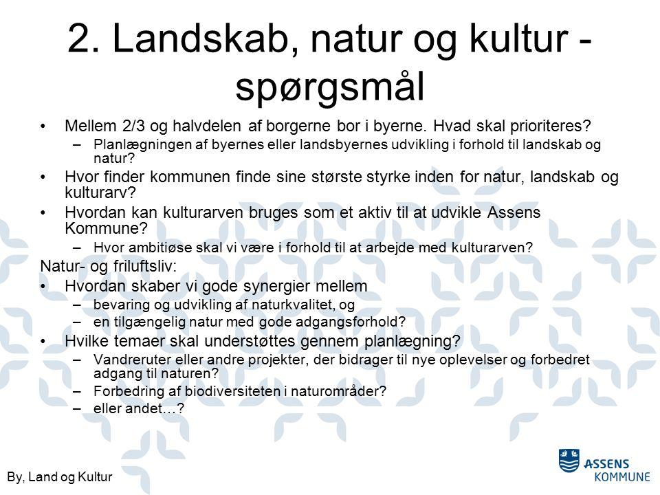 By, Land og Kultur 2.