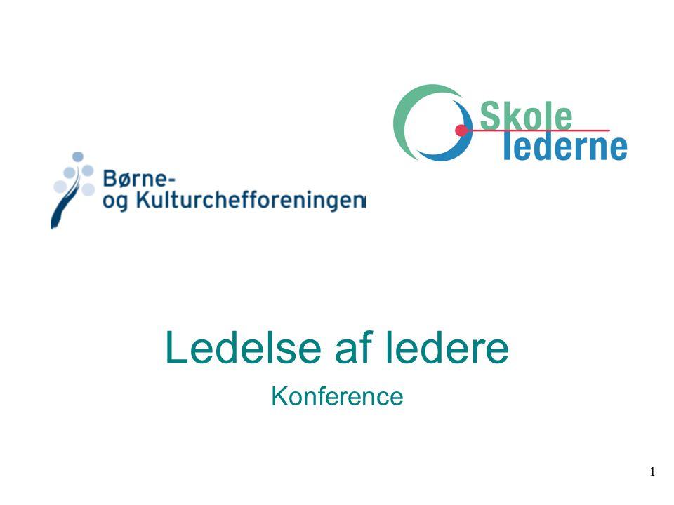 1 Ledelse af ledere Konference