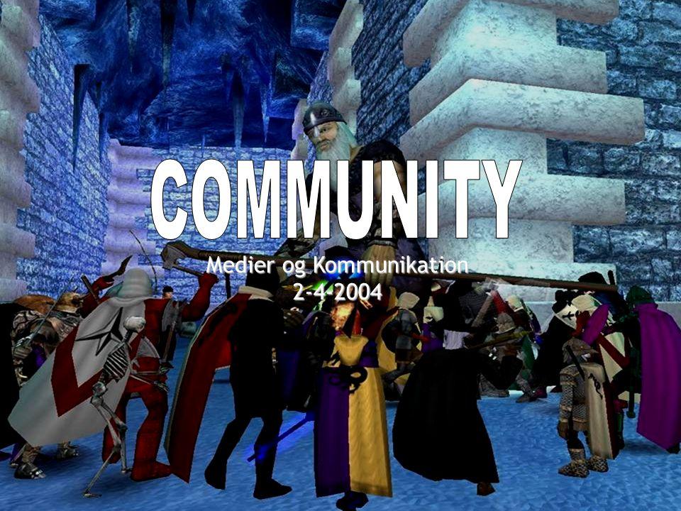 Medier og Kommunikation 2-4-2004