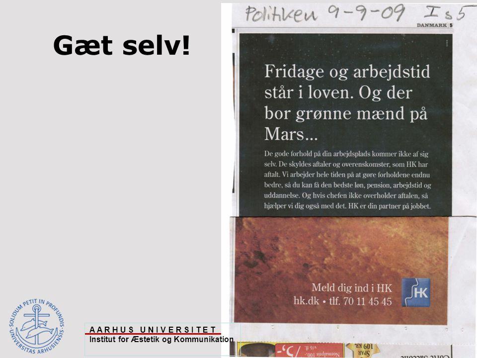 77 Ole Togeby 2014: Bland blot genrerne – ikke tekstarterne.