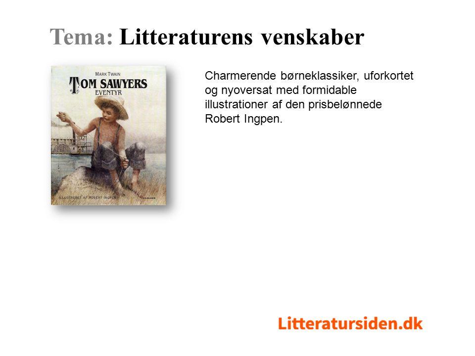 Charmerende børneklassiker, uforkortet og nyoversat med formidable illustrationer af den prisbelønnede Robert Ingpen.