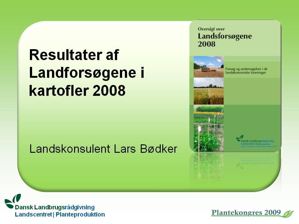 Dansk Landbrugsrådgivning Landscentret | Planteproduktion