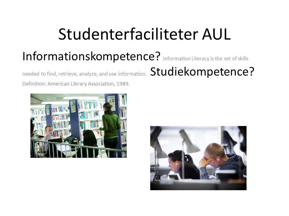 Informationskompetence.