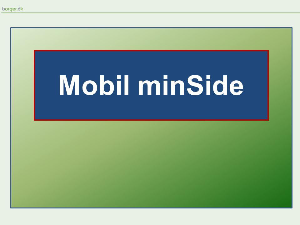 Mobil minSide