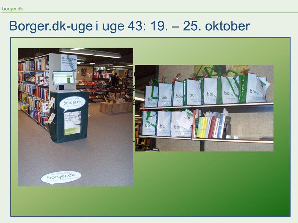 Borger.dk-uge i uge 43: 19. – 25.