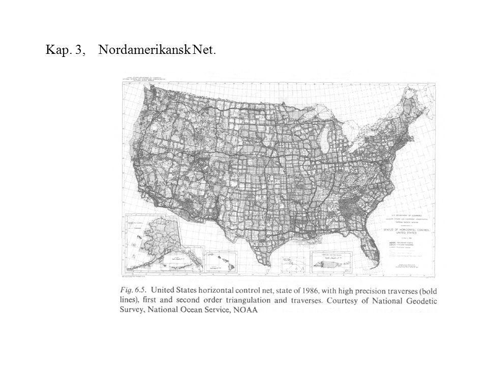 Kap. 3, Nordamerikansk Net.