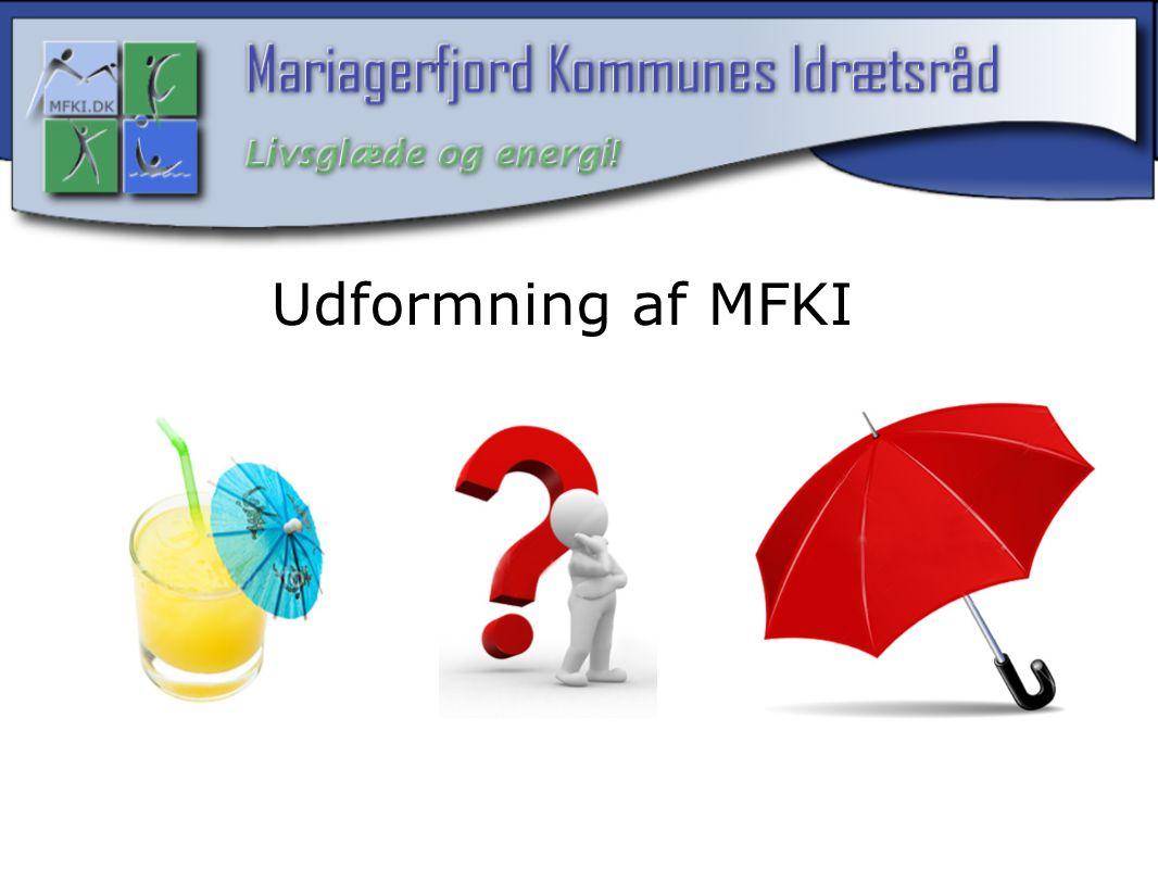 Udformning af MFKI