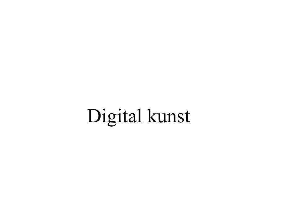 Digital kunst