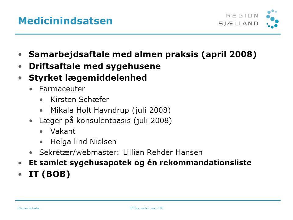 Kirsten SchæferIRF årsmøde 2.
