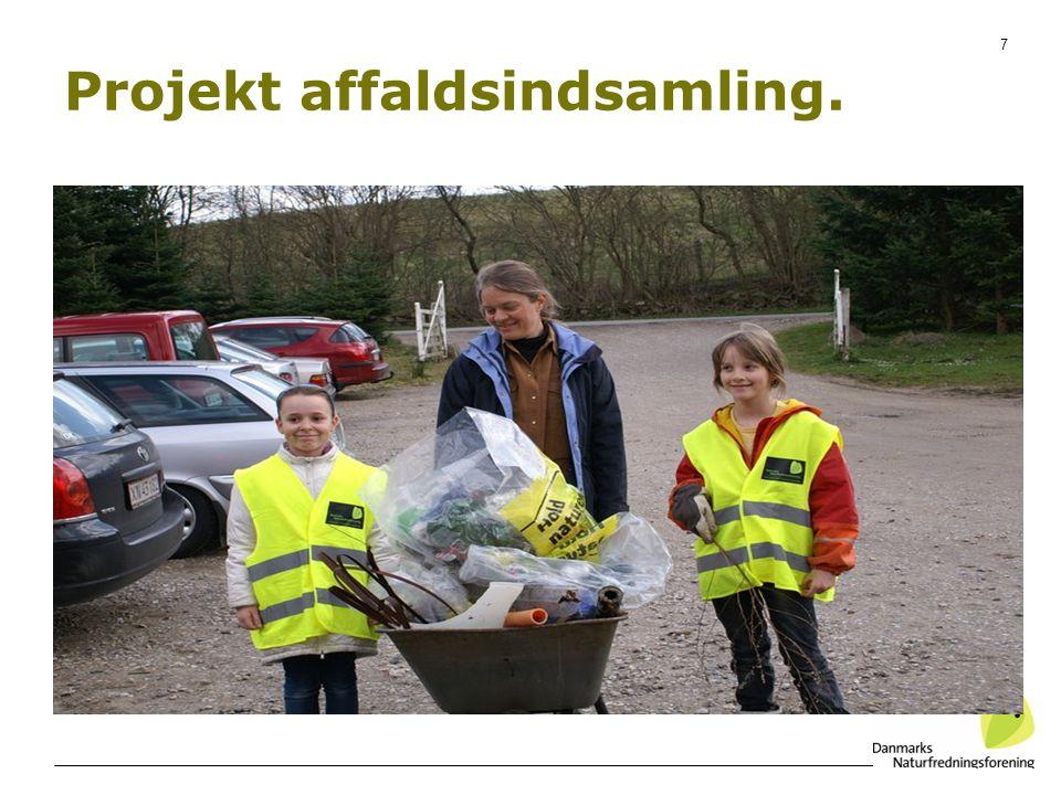 7 Projekt affaldsindsamling.