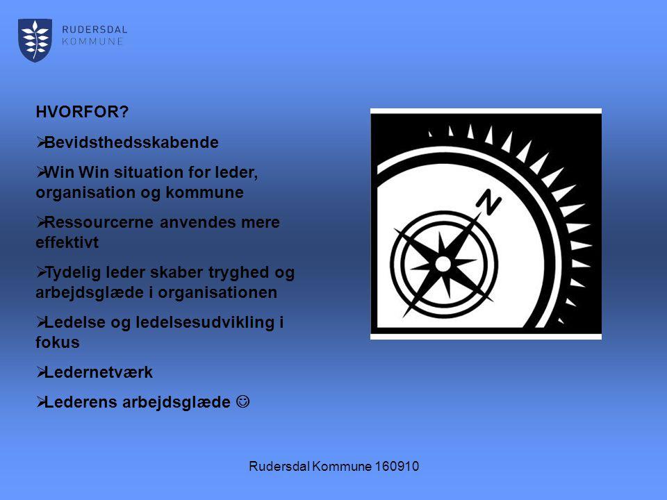Rudersdal Kommune 160910 HVORFOR.