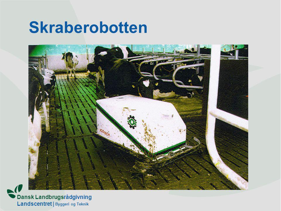 Dansk Landbrugsrådgivning Landscentret | Byggeri og Teknik Skraberobotten