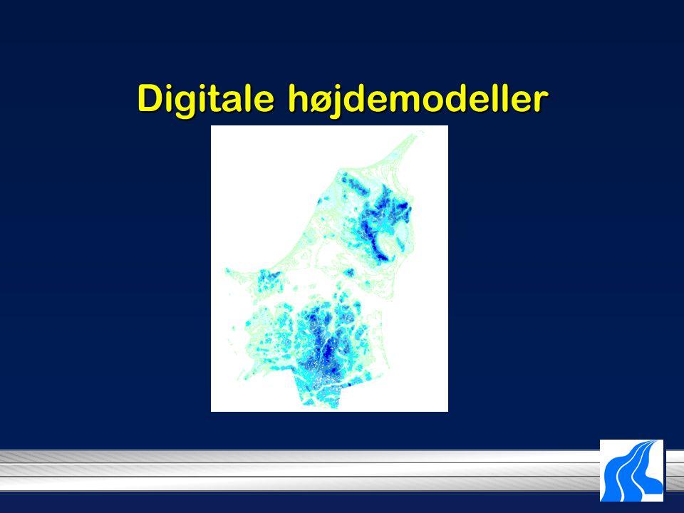 Digitale højdemodeller