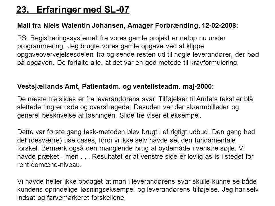 Mail fra Niels Walentin Johansen, Amager Forbrænding, 12-02-2008: PS.