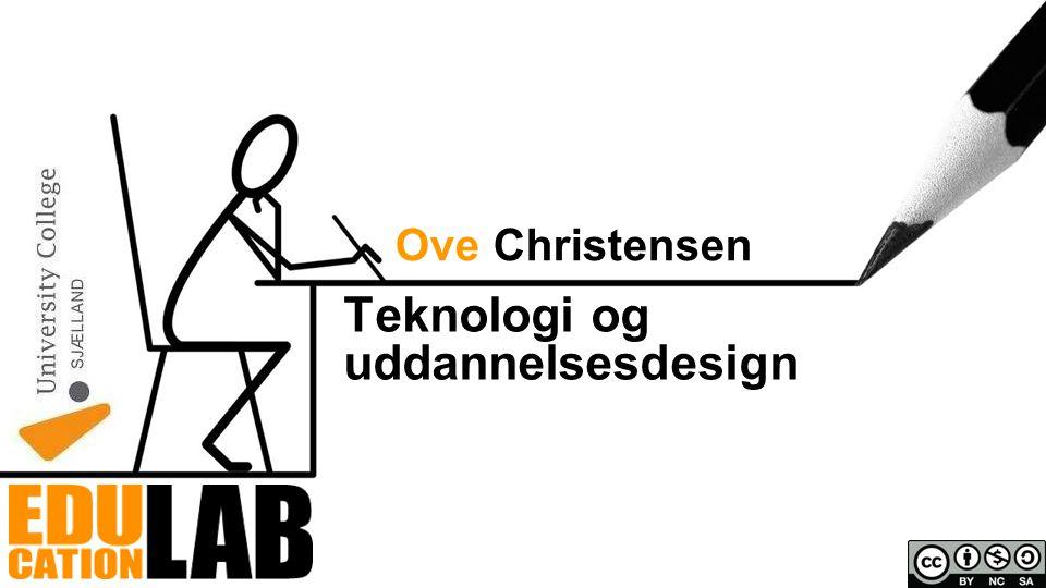 Ove Christensen Teknologi og uddannelsesdesign