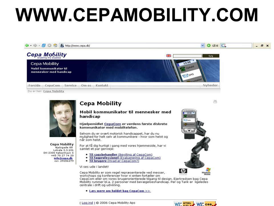 WWW.CEPAMOBILITY.COM