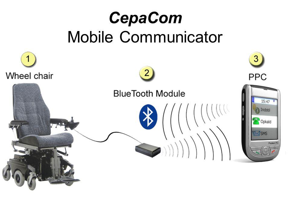 CepaCom Mobile Communicator