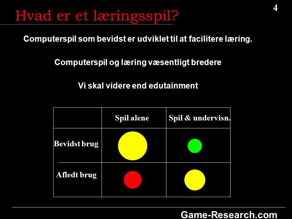 4 4 Game-Research.com Hvad er et læringsspil.