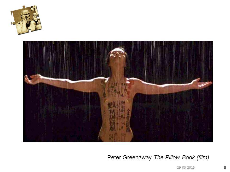 829-03-2015 Peter Greenaway The Pillow Book (film)